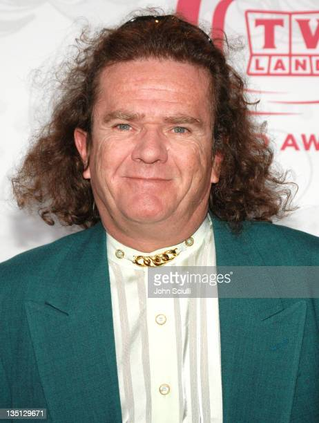 Butch Patrick during 5th Annual TV Land Awards Arrivals at Barker Hanger in Santa Monica CA United States