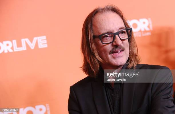 Butch Vig of the band Garbage attends The Trevor Project's 2017 TrevorLIVE LA at The Beverly Hilton Hotel on December 3 2017 in Beverly Hills...