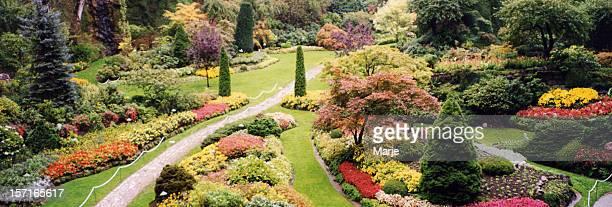 Butchart Gardens 1