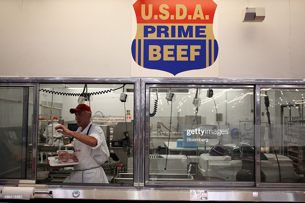 Inside a costco wholesale co store ahead of earnings figures photos a butcher works in the meat department inside a costco wholesale corp store in nashville altavistaventures Images
