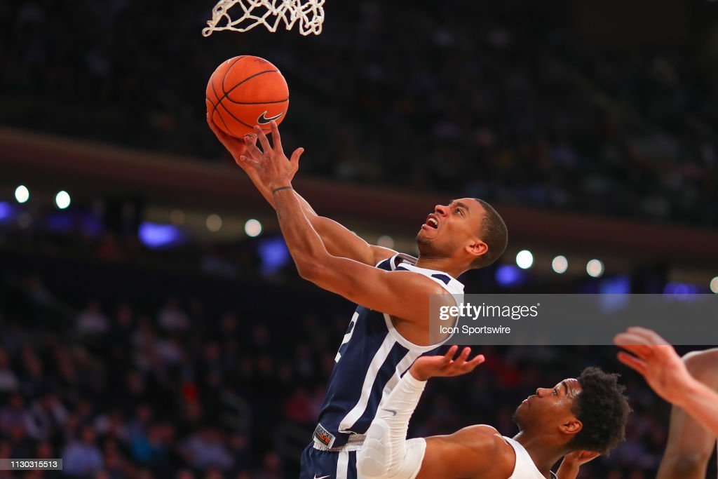 COLLEGE BASKETBALL: MAR 13 Big East Conference Tournament - Providence Friars v Butler Bulldogs : News Photo