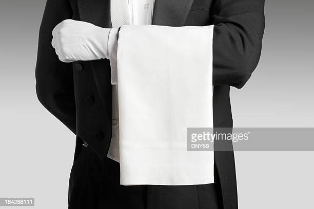 Kellner Butler oder