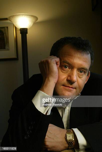butler_AS01111703Paul Burrell Diana's former butler is pushing his tellall book Need portrait DIGITAL IMAGE