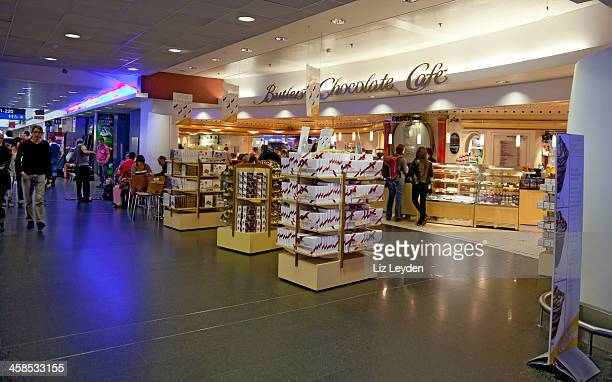 Butlers Chocolate Cafe, Airside Shopping Street, Dublin Airport