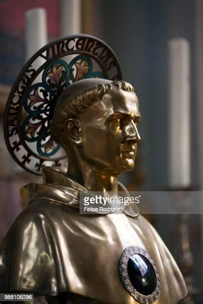 Buts of Saint Vincent Ferrer, Saint Pierre Cathedral, Vannes, department of Morbihan, region of Brit