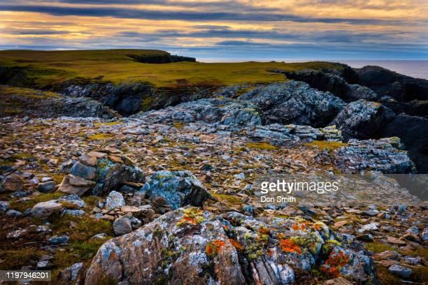 butt of lewis, isle of lewis, scotland - don smith stockfoto's en -beelden