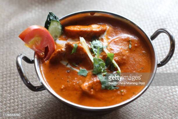 Butter Chicken by Tulsi Indian restaurant in Quarry Bay 24OCT14 [06NOVEMBER2014 LEAD FEATURE 3 48HRs]