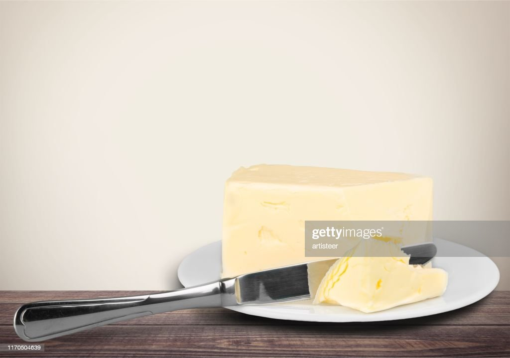 Butter. : Stock Photo