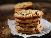 Butter Toffee Crunch Chocolate Chip Cookies