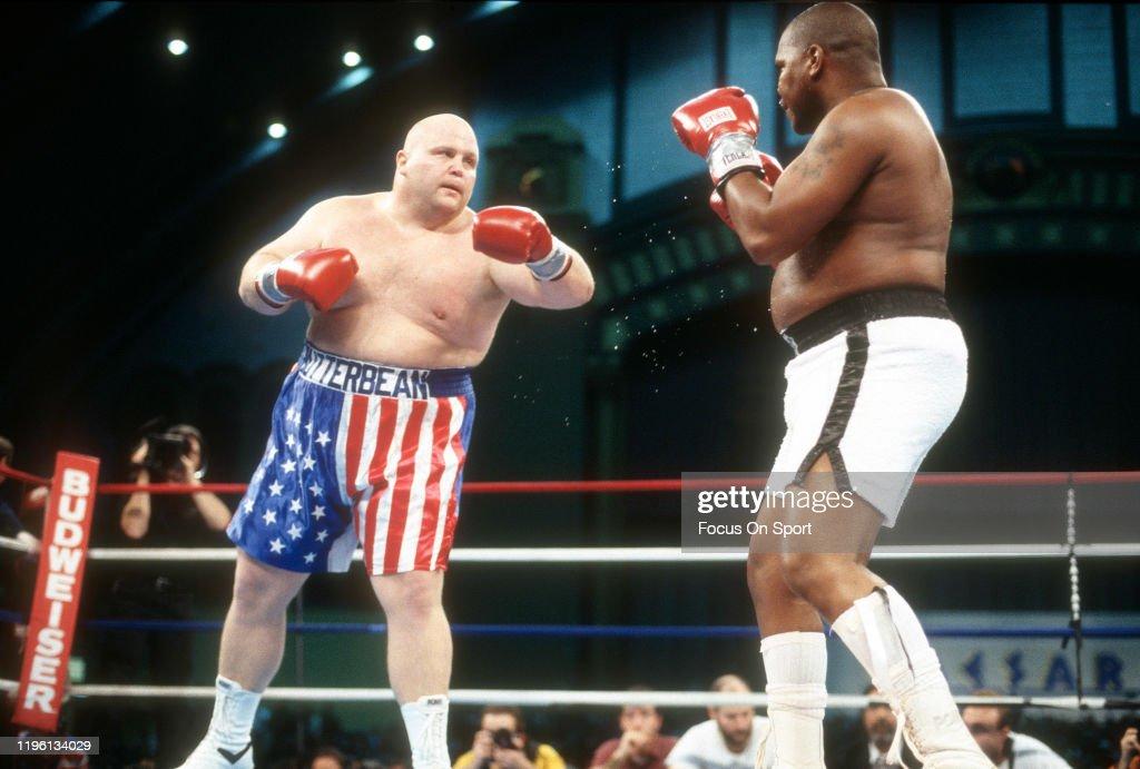 Butterbean v Doug Phillips : News Photo