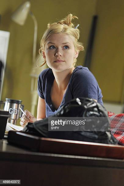 HAVEN 'Butterfly' Pictured Emily Rose as Audrey Parker Photo by Chris Reardon/Syfy