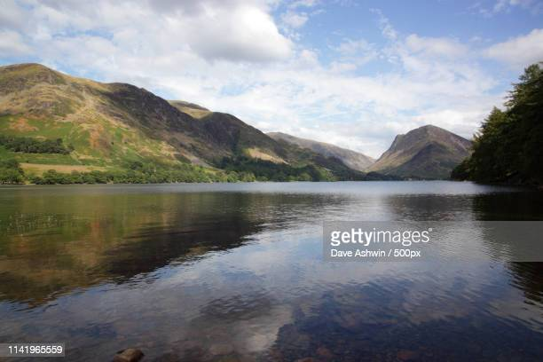 buttermere cumbria - dave ashwin stock pictures, royalty-free photos & images