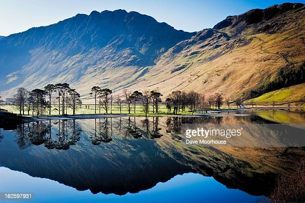Buttermere Lake English Lake District