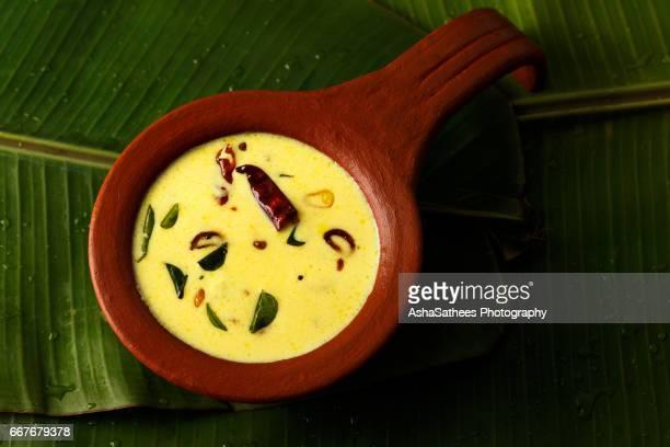 Buttermilk curry