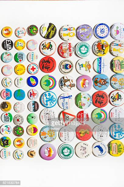 Button Badge collection