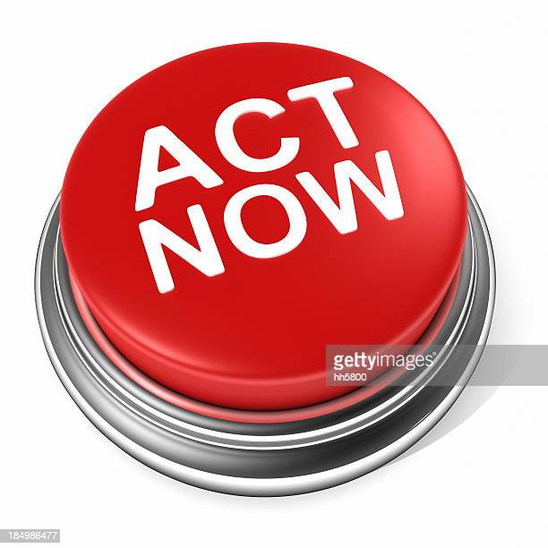 act now button - beat the clock stock photos and pictures