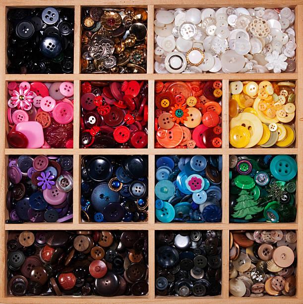 Button tray
