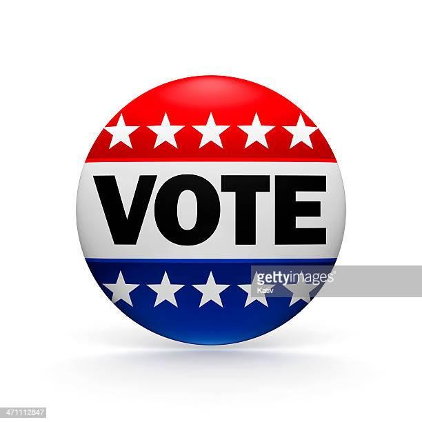 Boutons de VOTE à Badge (XXXL