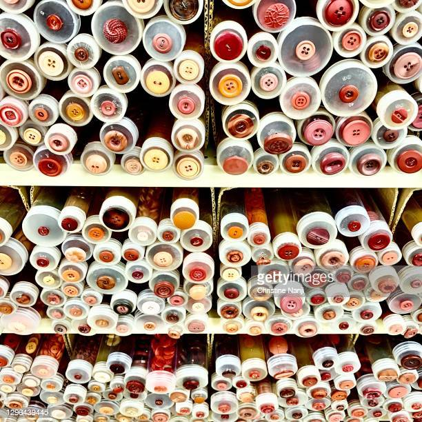 buttons - button sewing item stock pictures, royalty-free photos & images