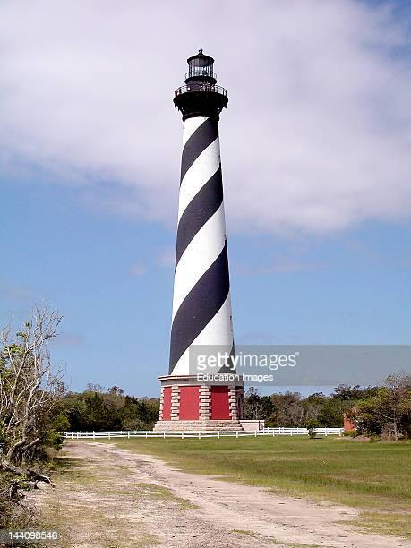 Buxton Hatteras Island North Carolina Cape Hatteras Lighthouse Nation'S Tallest Brick Lighthouse