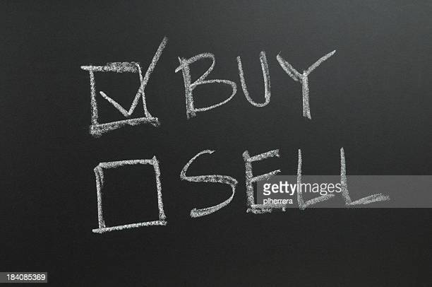 Buy and Sell Checkbox