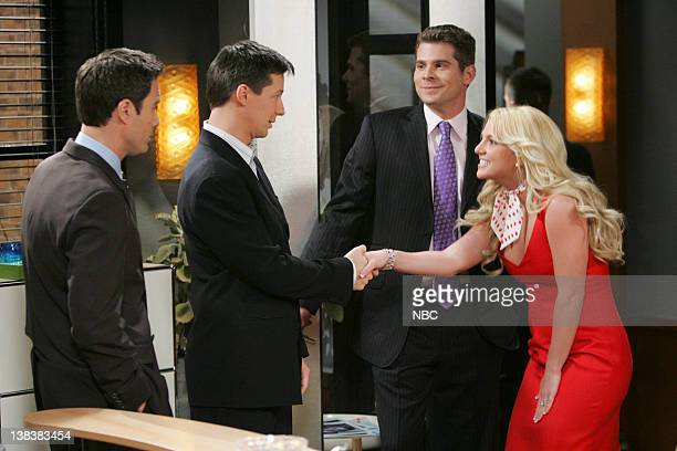 WILL GRACE Buy Buy Baby Episode 18 Aired Pictured Eric McCormack as Will Truman Sean Hayes as Jack McFarland John Ducey as Jamie Britney Spears as...