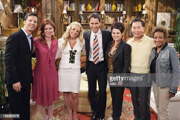 WILL GRACE Buy Buy Baby Episode 18 Aired Pictured Sean Hayes as Jack McFarland Debra Messing as Grace Adler Britney Spears as AmberLouise Eric...