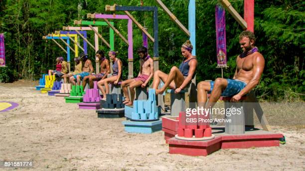 'Buy One Get One Free' Chrissy Hofbeck Ryan Ulrich Ashley Nolan John 'JP' Hilsabeck and the rest of the Castaways on the tenth episode of SURVIVOR 35...