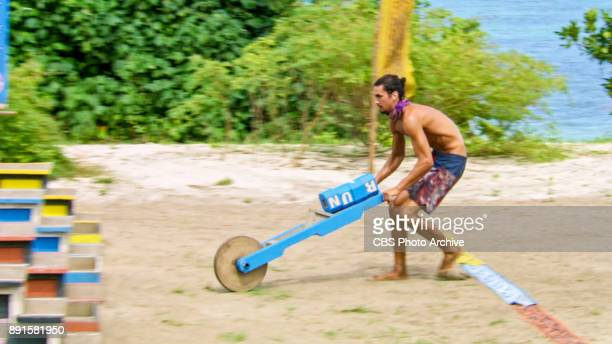 'Buy One Get One Free' Devon Pinto on the tenth episode of SURVIVOR 35 themed Heroes vs Healers vs Hustlers airing Wednesday November 29 on the CBS...
