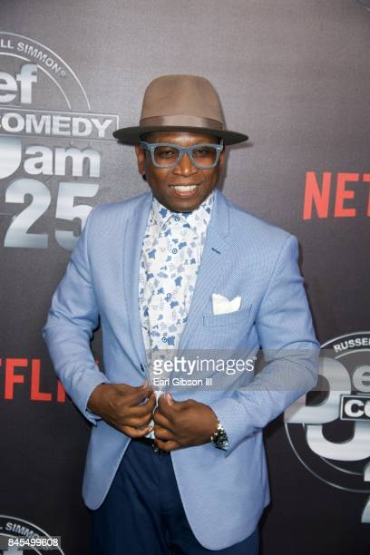 Buy Torry attends Netflix Presents Russell Simmons 'Def Comedy Jam 25' Special Event at The Beverly Hilton Hotel on September 10 2017 in Beverly...