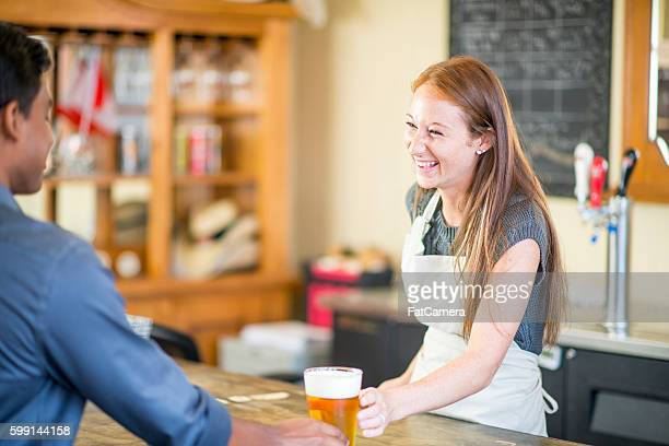 Buying a Beer