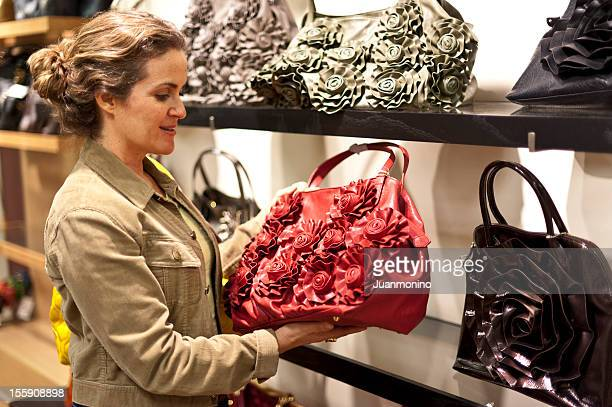 Buying a leather bag