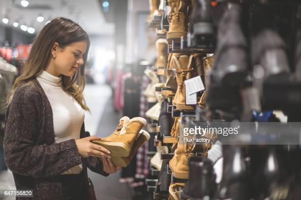 Kauf einen neuen Winter Stiefel