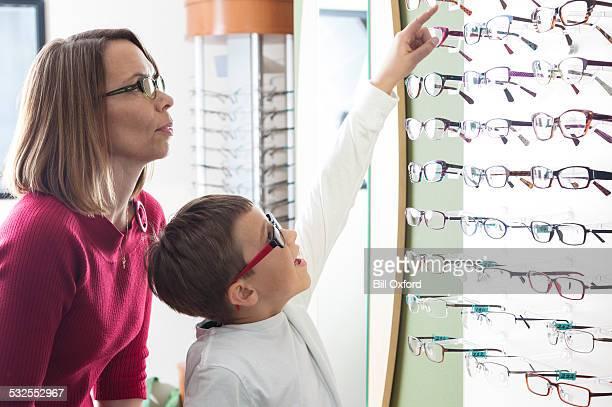 Acheter des lunettes