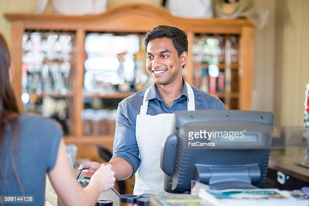 Buying Food From a Restaurant