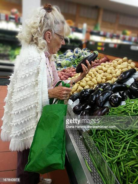 Buying Fresh Vegetables