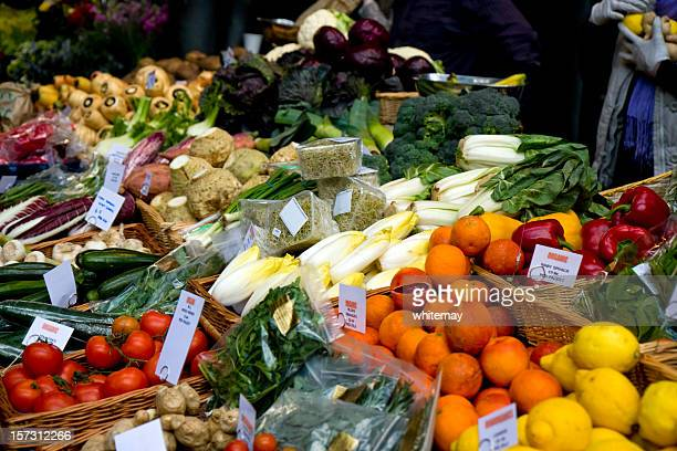 Buying greengrocery