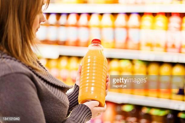 Kauf orange Orangensaft