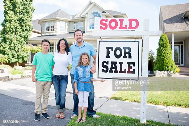 Buying Their First Home