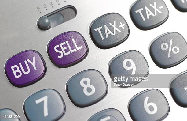 Buying/selling calculator