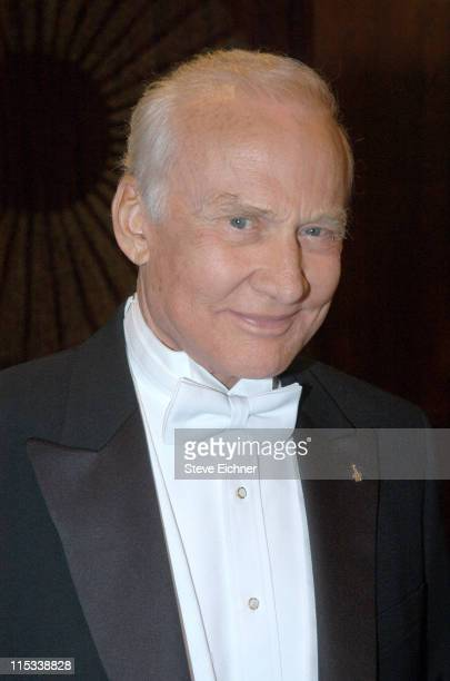 Buzz Aldrin during Jr. Philharmonic Orchestra 68th Anniversary Concert Spectacular at Dorothy Chandler Pavilion in Los Angeles, California, United...