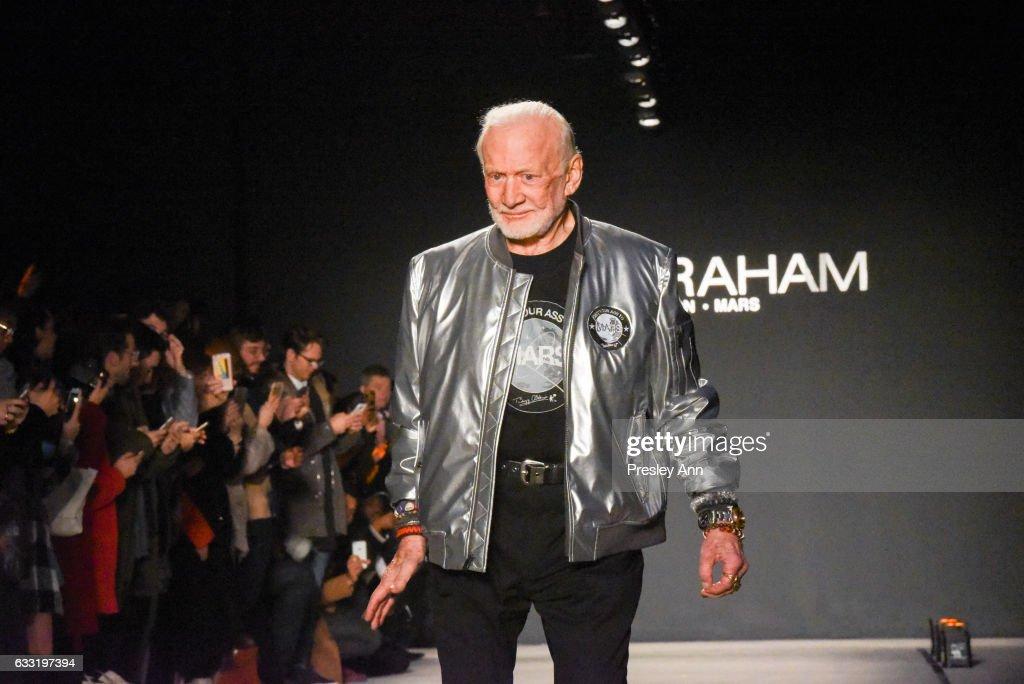 Nick Graham - Runway - NYFW: Men's : News Photo