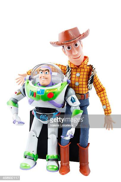 Buzz Lightyear e legnosa