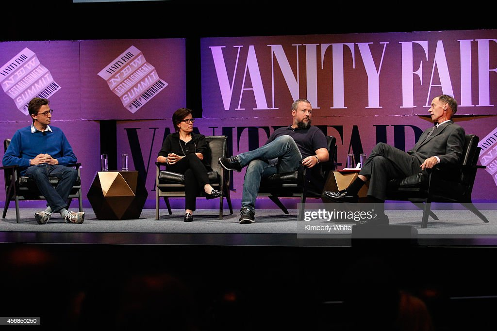 Vanity Fair New Establishment Summit - Day 1