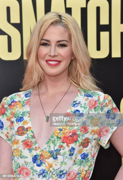 Buzzfeed's Kelsey Darragh attends the premiere of 20th Century Fox's Snatched at Regency Village Theatre on May 10 2017 in Westwood California