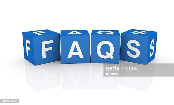 Cubos palabra de moda: Preguntas frecuentes
