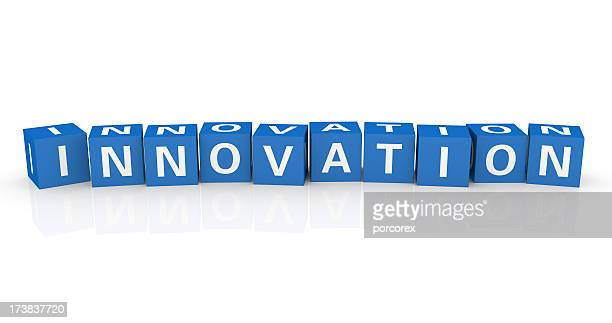 Buzzword Cubes: Innovation