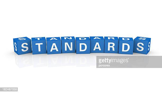 Buzzword Cubes: Standards