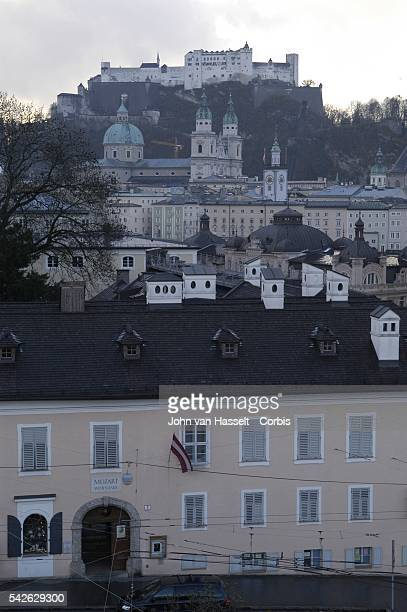 By 1773 Leopold Mozart Wolfgang Amadeus' father could afford more spacious accommodation than the apartment birth place in Getreide Gasse and the...