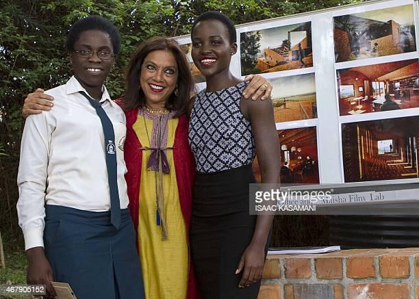 STORY by Amy Fallon MexicanKenyan Oscar winning actress Lupita Nyongo Indian film maker Mira Nair and Ugandan national chess champion Phiona Mutesi...